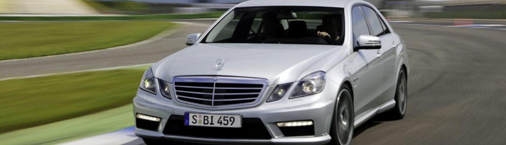 Mercedes-Benz E 63 AMG W212 (2009)