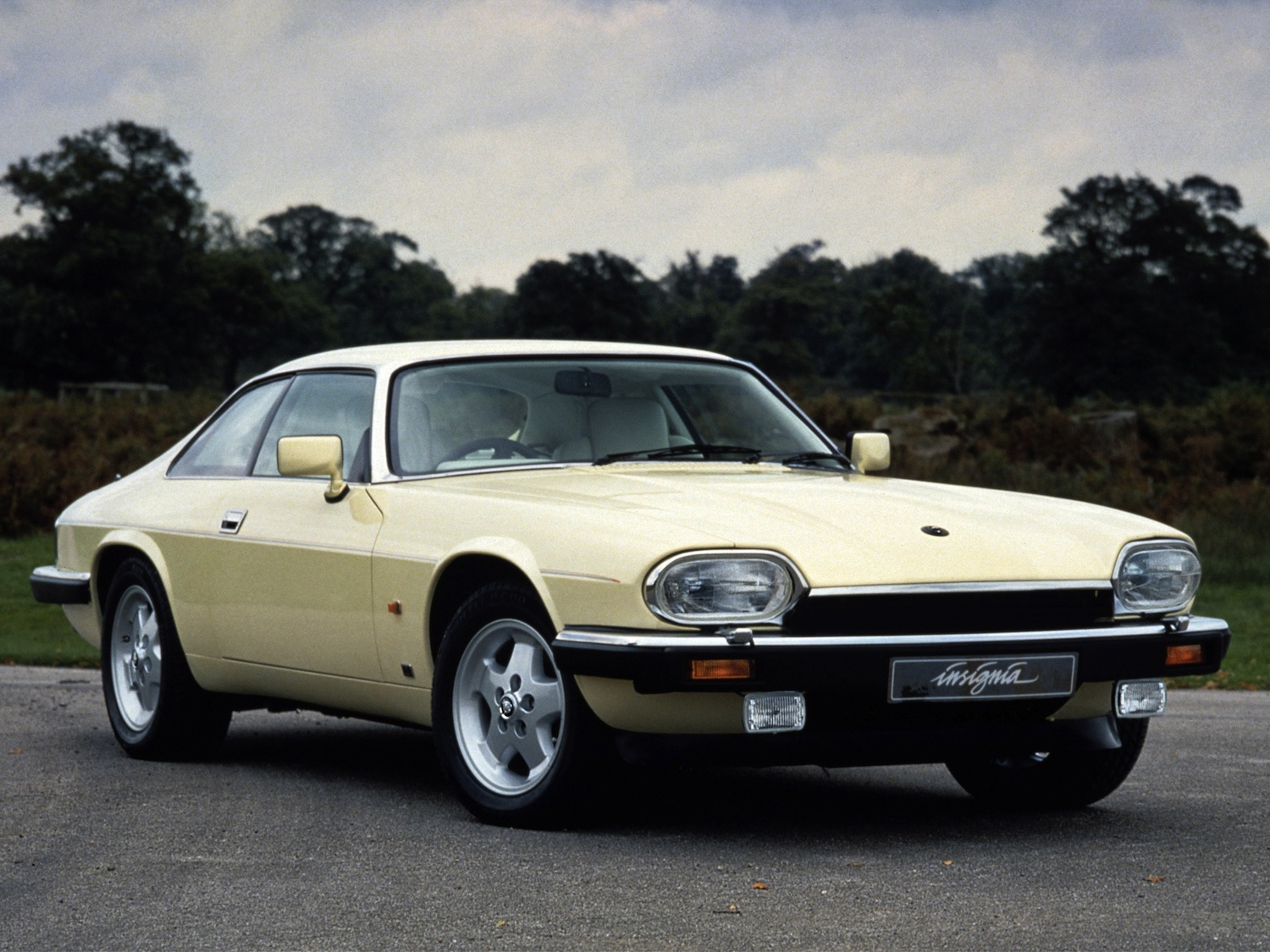 Jaguar XJS V12 Coupé
