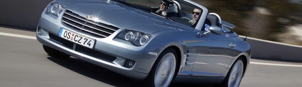 Chrysler Crossfire Roadster (2004)