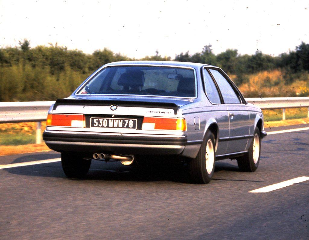 BMW 635 CSi E24 1978