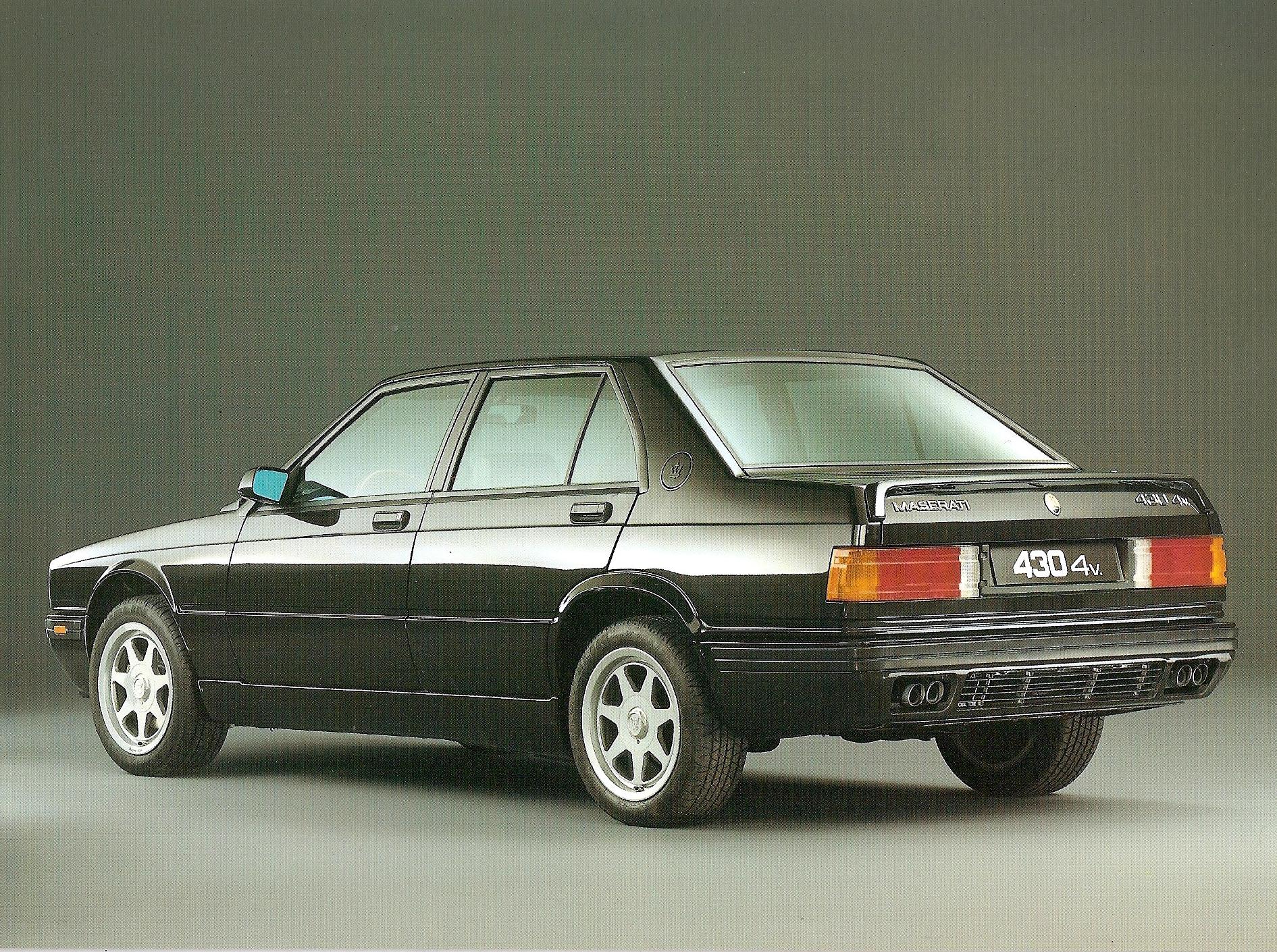 Maserati 430 4v (1991)