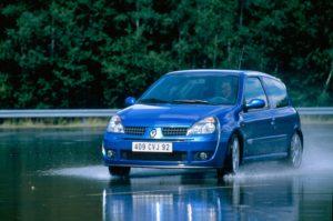 Renault Clio 2 RS Ragnotti (2002)