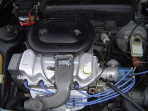 Ford Escort XR3 (1980)