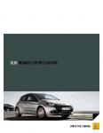 Renaultsport Clio 200 Cup AU