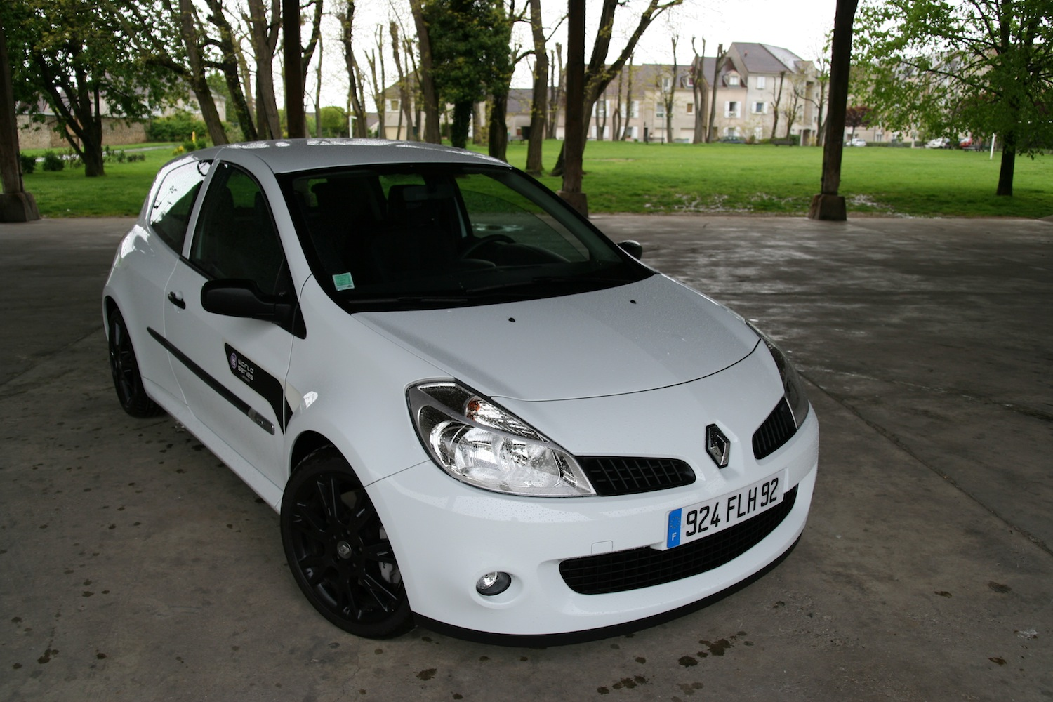 Renault Clio 3 Rs World Series By Renault Wsr