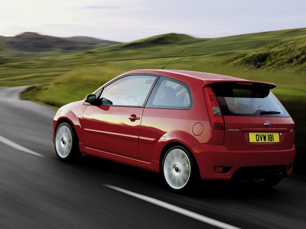 Ford Fiesta ST 150 (2004)
