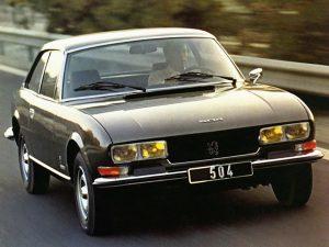 Peugeot 504 Coupé V6 Ti (1977)