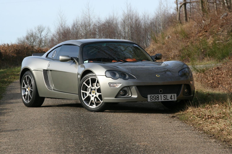 Lotus Europa S Type 121 (2006-2010)