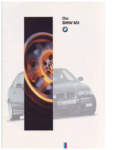 bmw-m3-e36-3l2-brochure-catalogue