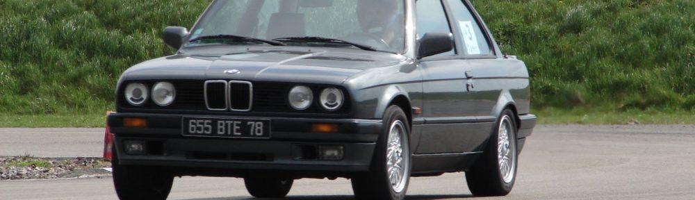 BMW 325 iS E30