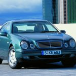 Mercedes-Benz CLK 320 W208