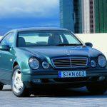 Mercedes-Benz CLK 320 W208