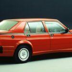 Alfa-Romeo 75 V6 3 litres America