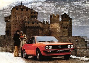 Lancia Beta Coupé 1300 (1977)