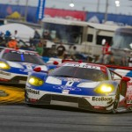 Four-car Le Mans Entry Accepted for Ford 50 Years on from Histor