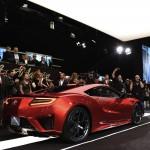 Erstes serienmässig hergestelltes Exemplar des neuen NSX erzielt bei Auktion beinahe das Zehnfache des regulären Preises