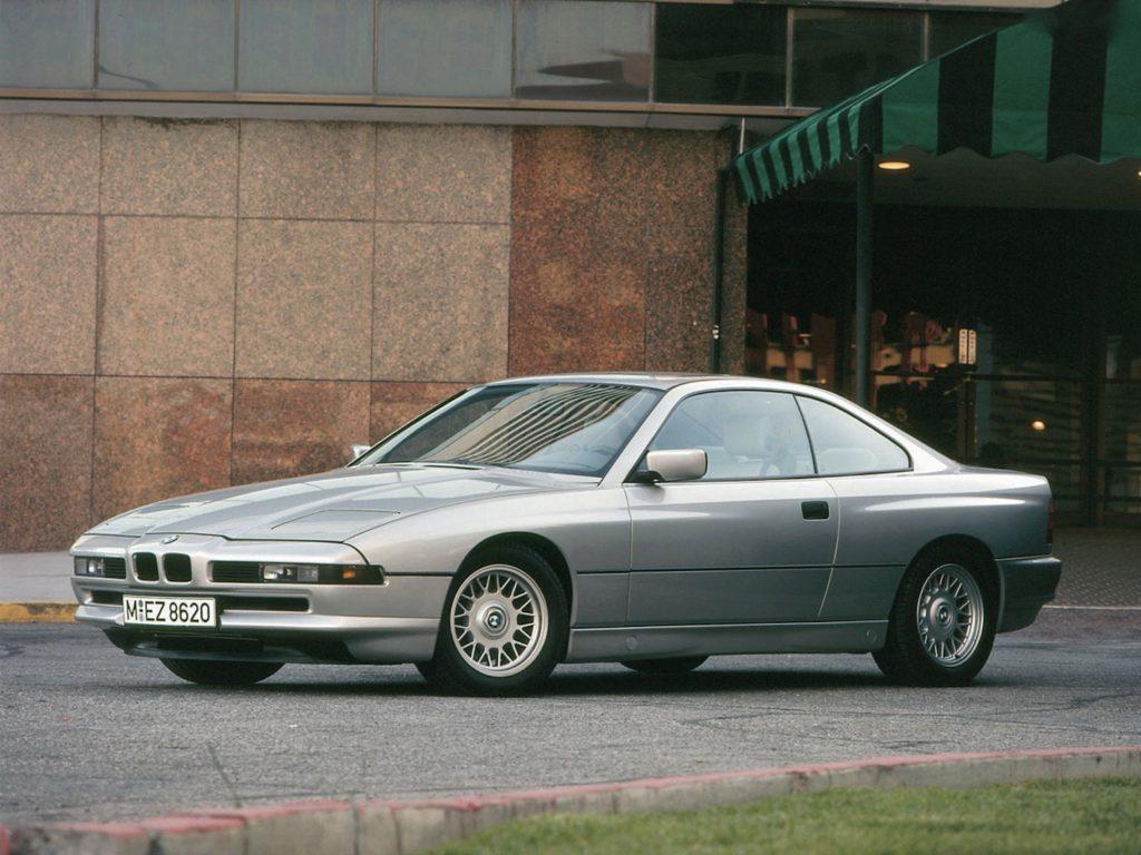 BMW 850i E31 (1989)