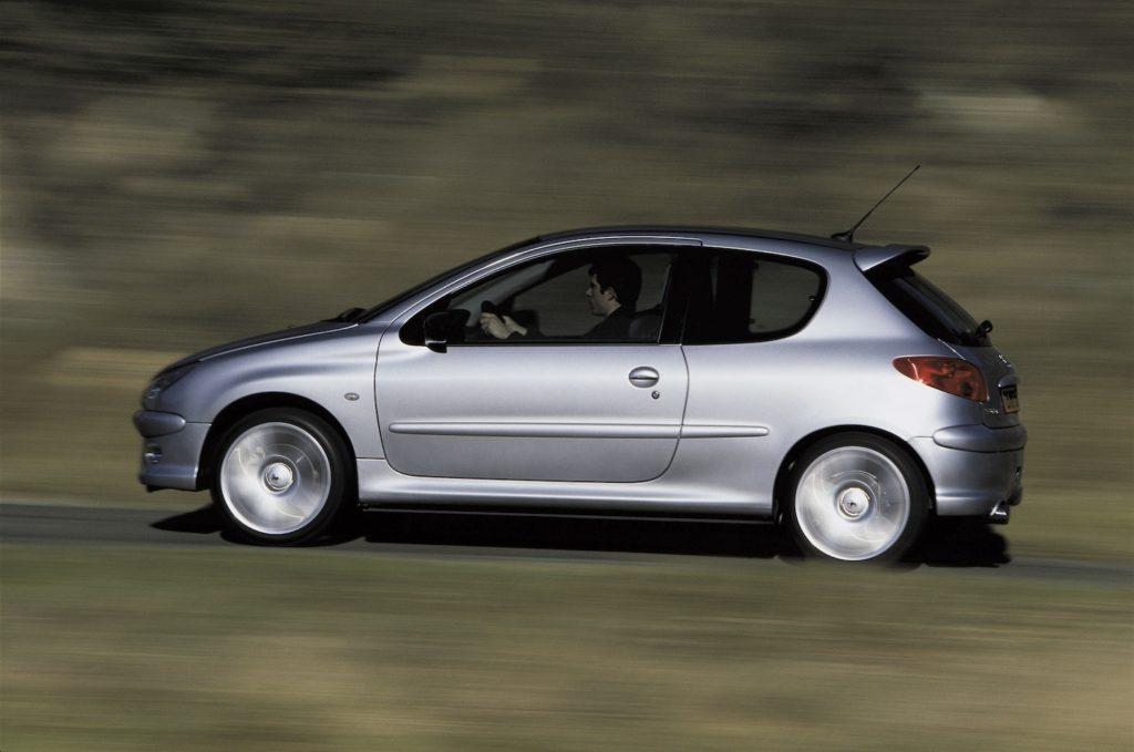 Peugeot 206 RC (2003)