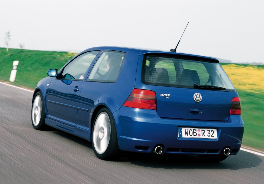 Volkswagen Golf 4 R32 (2002)