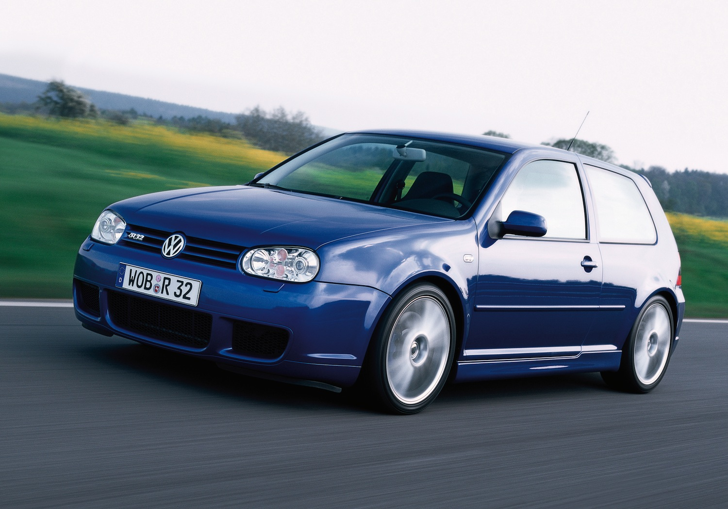 Photo Volkswagen Golf 4 R32