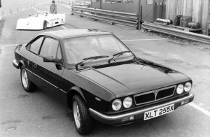 Lancia Beta Coupé 2000ie (1981)