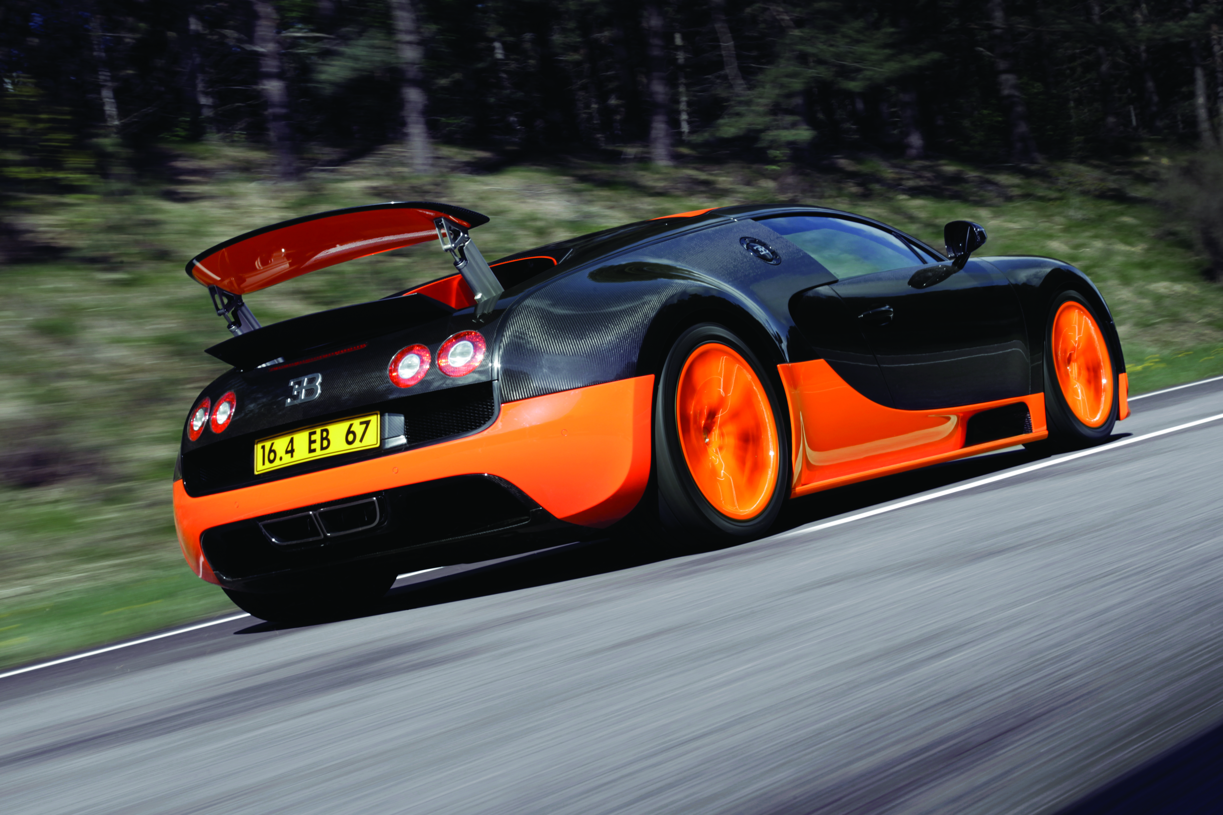 bugatti-veyron-supersport-1 Inspiring Bugatti Veyron 16.4 Grand Sport Vitesse Fiche Technique Cars Trend