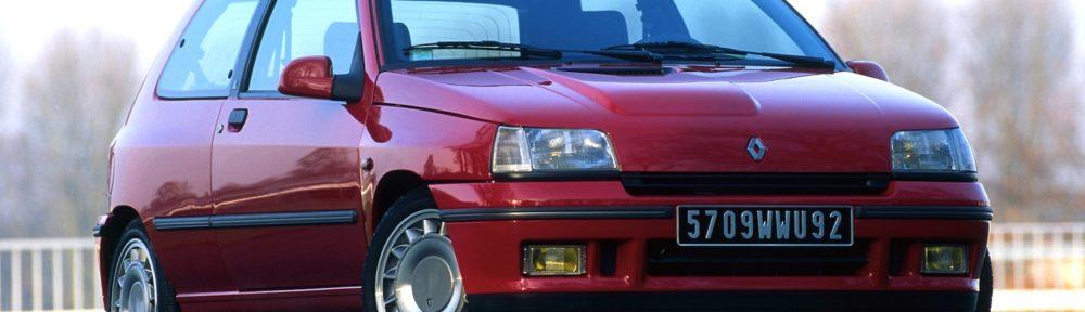 Renault Clio 16S (1991)