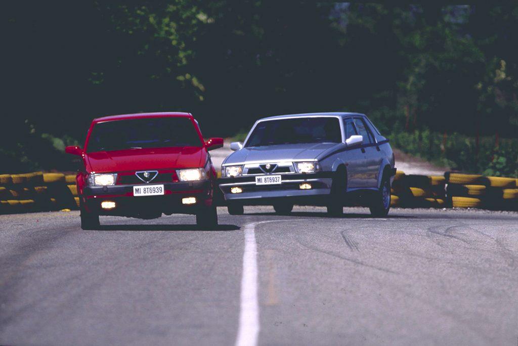 Alfa-Romeo 75 2 Litres Twin Spark