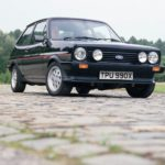 Ford Fiesta Gallery 1974 to 2013 - 1981 Ford Fiesta XR2. (07/16/2013)