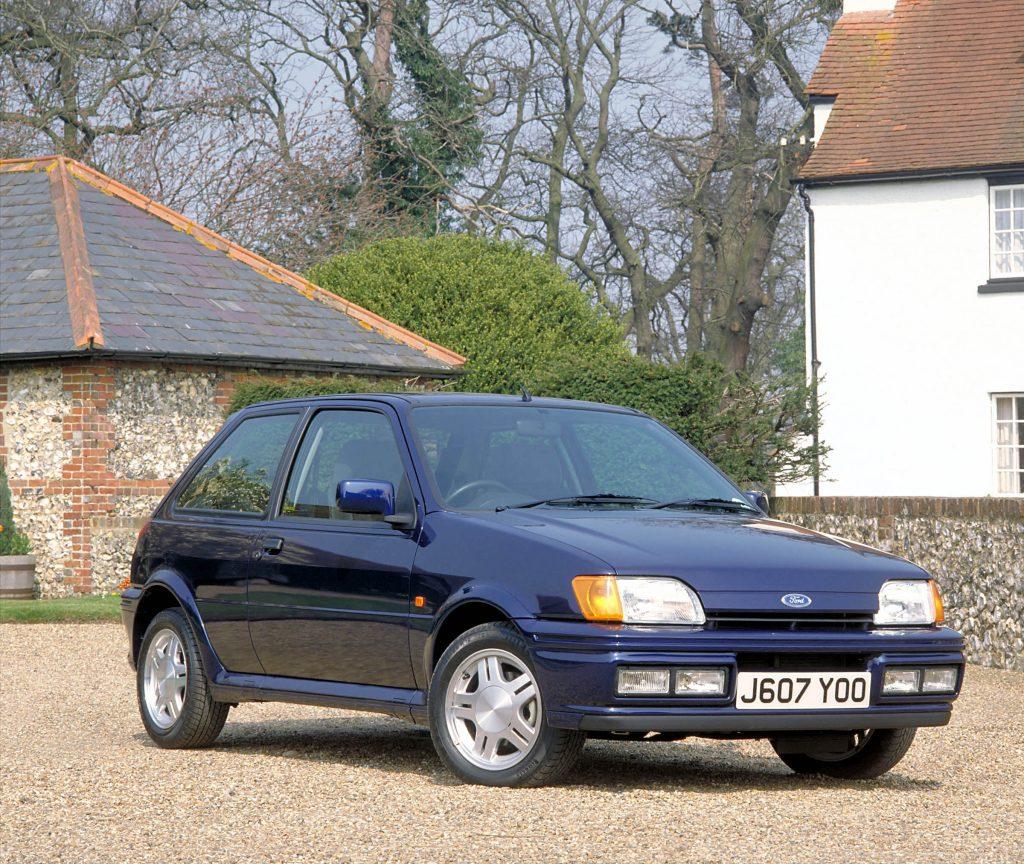 Ford Fiesta XR2i 16V (1992)