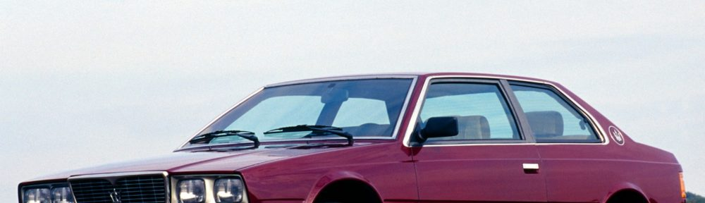 Maserati Biturbo 2500 Coupé