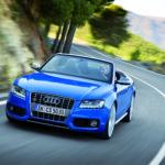 Audi S5 Cabriolet/Fahraufnahme
