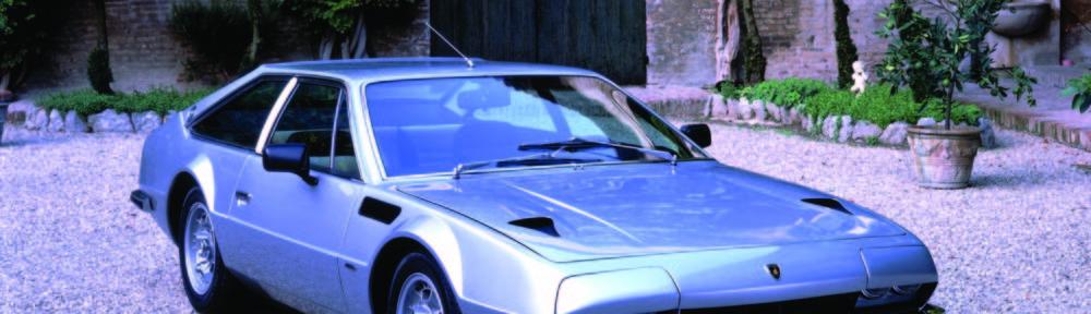 Lamborghini Jarama 400 GT