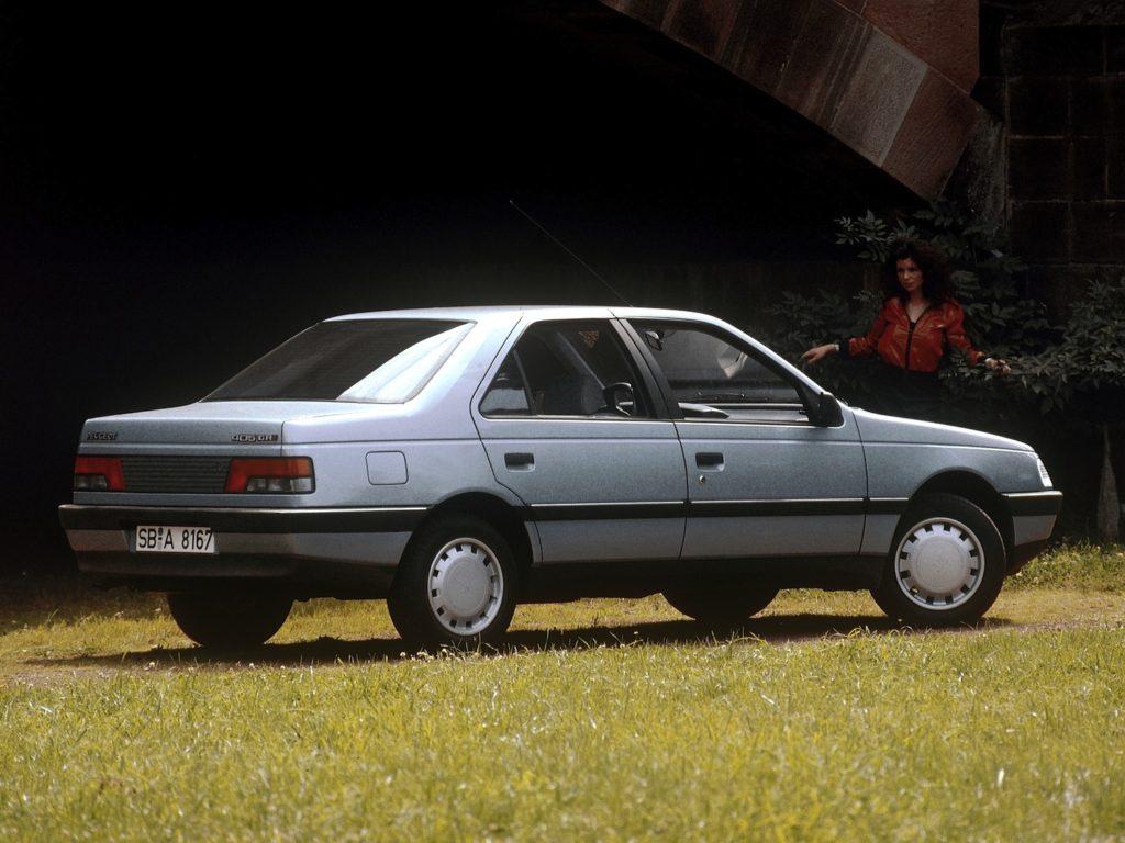 Peugeot 405 SRI