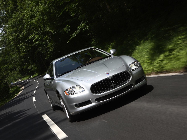 Maserati Quattroporte 4L7S