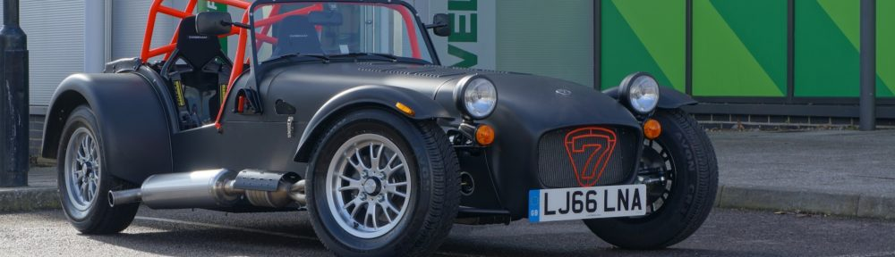1000th Caterham Academy driver