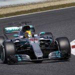 Formel 1 - Mercedes-AMG Petronas Motorsport, Großer Preis von Spanien 2017. Lewis Hamilton   Formula One - Mercedes-AMG Petronas Motorsport, Spanish GP 2017. Lewis Hamilton