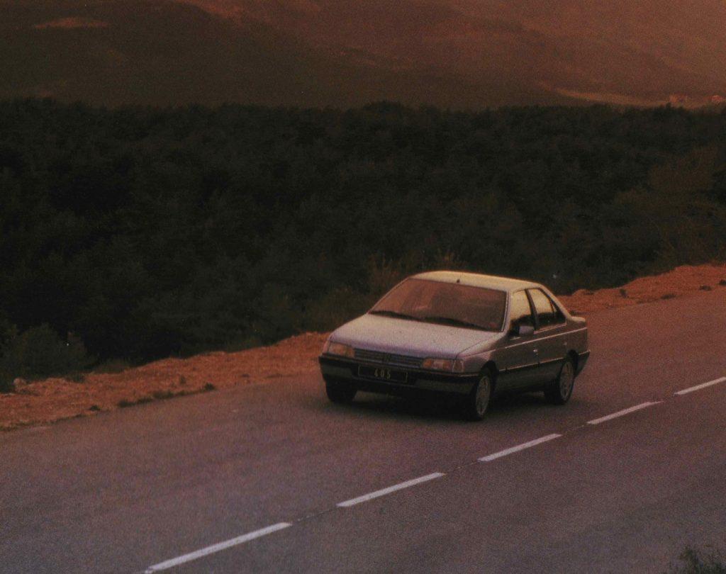 Peugeot 405 SRI (1987)