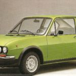 Alfa Romeo Alfasud Ti 1500 85 ch