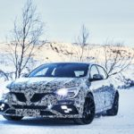 RENAULT MEGANE IV R.S. (BFB RS) - PHASE 1 EXTREME COLD TESTS