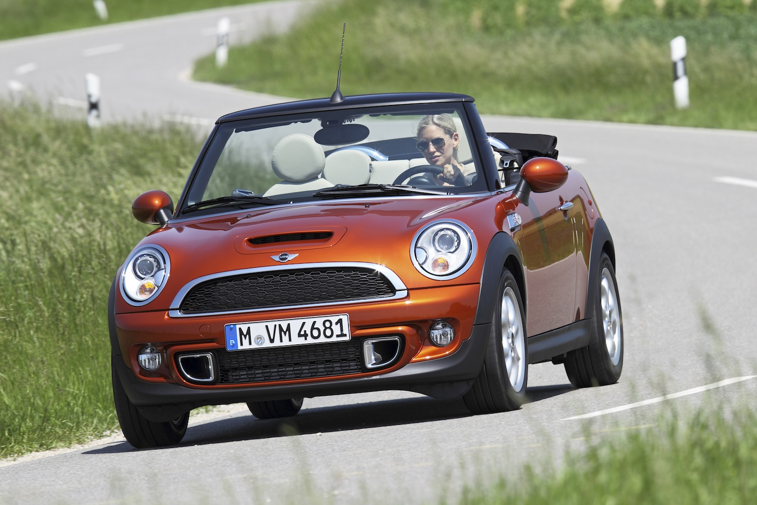 The new MINI Convertible - Exterieur (06/2010)