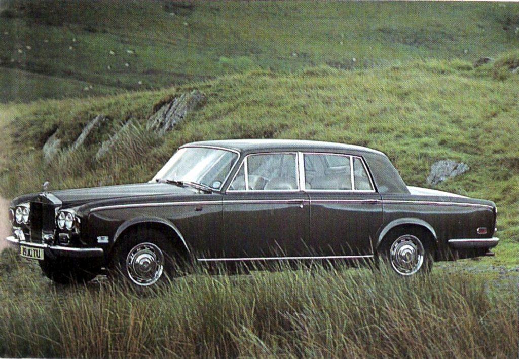 Rolls-Royce Silver Shadow (1969)