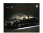 Maserati 420 Si Biturbo 1986 France Brochure
