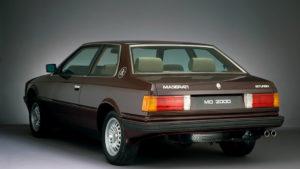 Maserati Biturbo Coupé