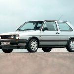 Volkswagen Golf 2 GTI 16S (1985) KR