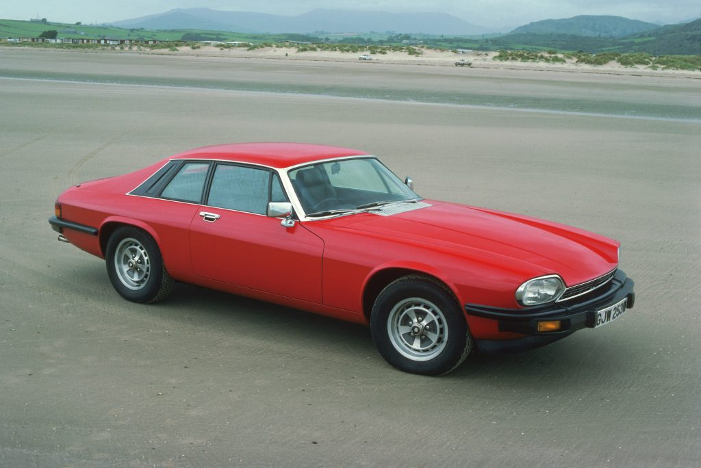 Jaguar XJ-S v12 coupé