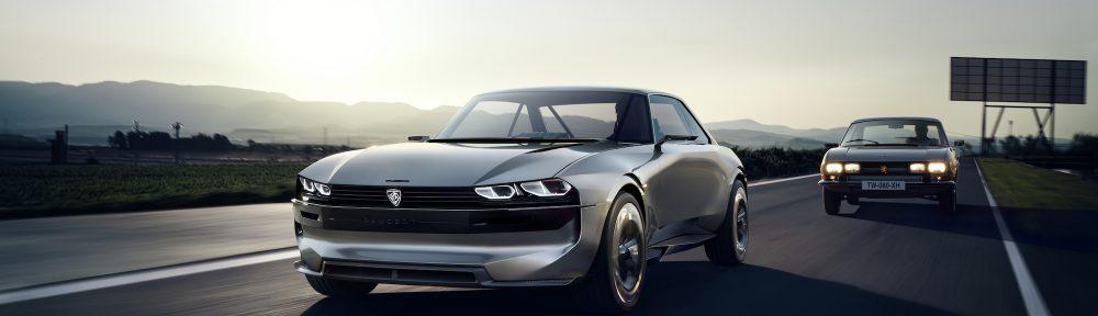 Peugeot e-Legend