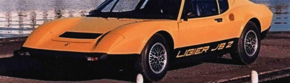 Ligier JS2 V6 2L9 Phase 2 (1975)