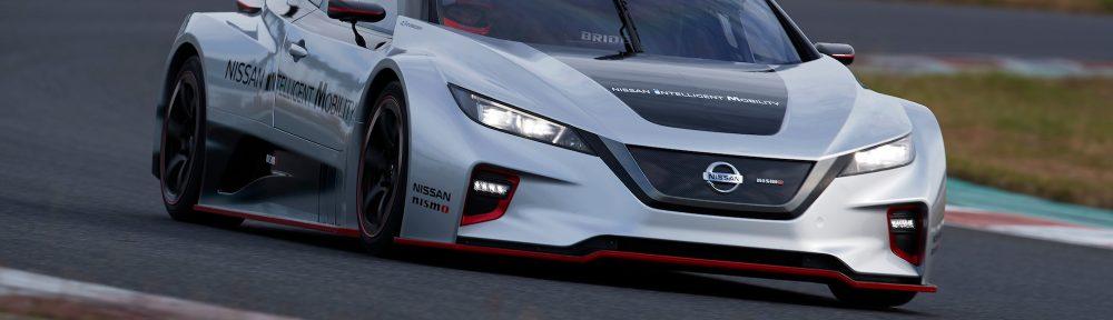 Nouvelle Nissan Leaf Nismo RC -