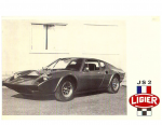 Ligier JS2 1971 Catalogue France